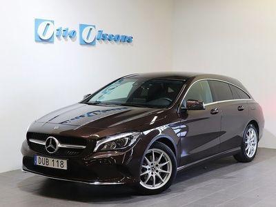 begagnad Mercedes CLA200 Shooting Brake Aut, Nav, Drag, Värmare