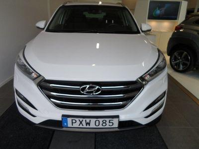 begagnad Hyundai Tucson 2.0 CRDi 4WD 136hk Comfort