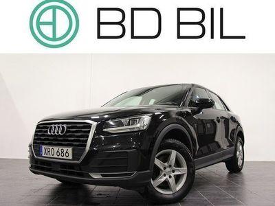 begagnad Audi Q2 1.6 TDI PROLINE NAVI 2018, SUV 198 900 kr