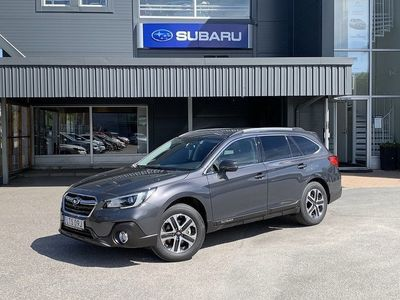 begagnad Subaru Outback 2.5 4WD ACTIVE AUT