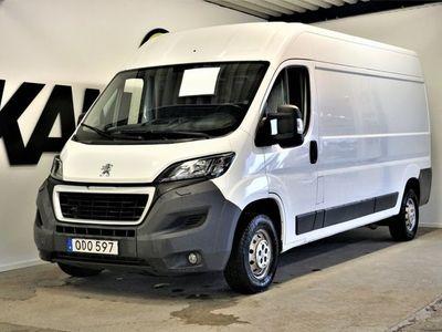 begagnad Peugeot Boxer Van 2.0 BlueHDi L3|H2