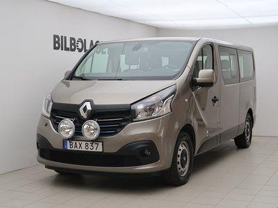 begagnad Renault Trafic Minibuss III Passenger 1,6 125 TT S/S L2H1