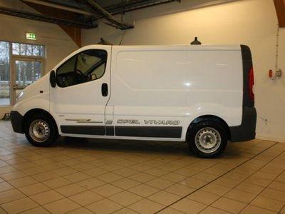 begagnad Opel Vivaro 2.0 CDTI (114hk)