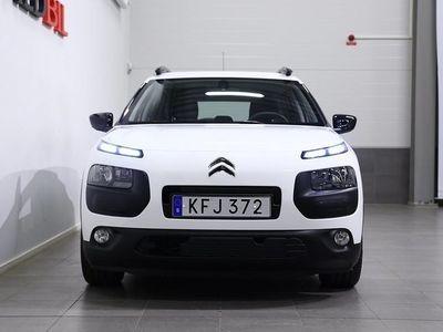 begagnad Citroën C4 Cactus 110hk PureTech Feel (Pluspaket)