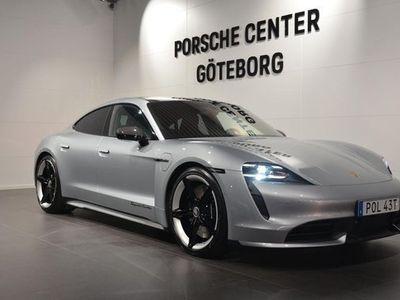 begagnad Porsche Taycan Turbo 2020, Personbil 2 062 600 kr