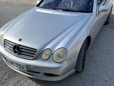 begagnad Mercedes CL500 Brabus