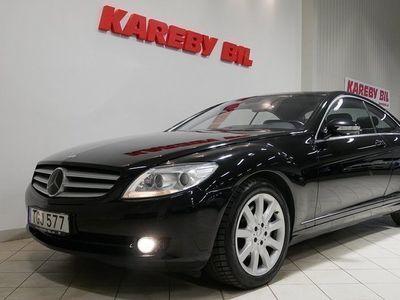 begagnad Mercedes 500 CL Benz7G-Tronic V8 2007, Personbil 174 900 kr
