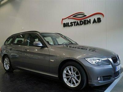begagnad BMW 316 i 122hk Comfort Svensksåld