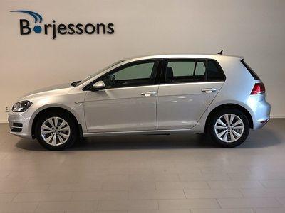 begagnad VW Golf 1.4 TGI CNG Klimatanläggning, Parkeringssensorer 2017, Personbil 157 000 kr