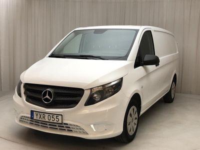 begagnad Mercedes Vito 116 CDI W640 (163hk)