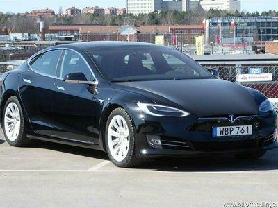 begagnad Tesla Model S 75D 525hk