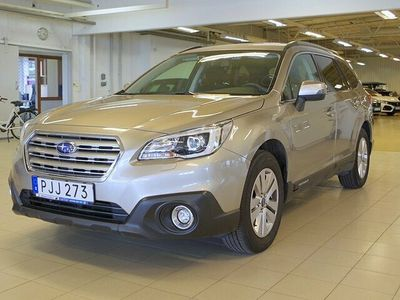 begagnad Subaru Outback 2.0D 4WD Lineartronic Euro 6 150hk