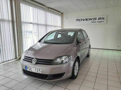begagnad VW Golf Plus TDI 105