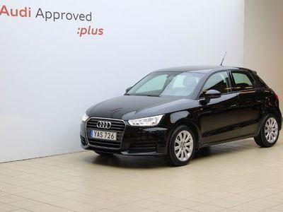 gebraucht Audi A1 Sportback 1.0 TFSI 95 hk EU6