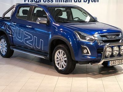 begagnad Isuzu Pick up Övrigt Dubbelhytt Nordic Edition, Automat, Värmare 2019,379 000 kr