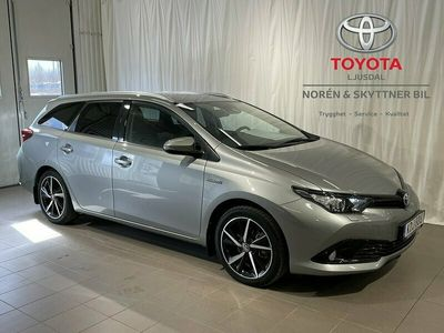 begagnad Toyota Auris Touring Sports Hybrid 1.8 Touch & Go Edition
