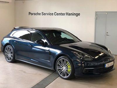 begagnad Porsche Panamera 4 E-Hybrid Sport Turismo 6463KR/MÅN