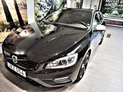 begagnad Volvo V60 D3 Business Advanced R-Design