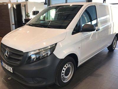 begagnad Mercedes Vito 109 CDI Euro 6 Låga skatten