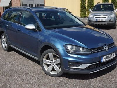 begagnad VW Golf Sportscombi 2.0 TDI 4Motion A
