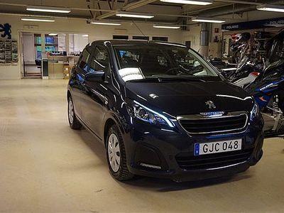 begagnad Peugeot 108 5D Active 1,0 VTi Demo -14