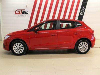 begagnad Seat Ibiza 1,0 TSI 115 DSG7 Style *Se utrustning