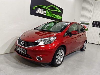 begagnad Nissan Note 1.5 dCi/NYBES90hk