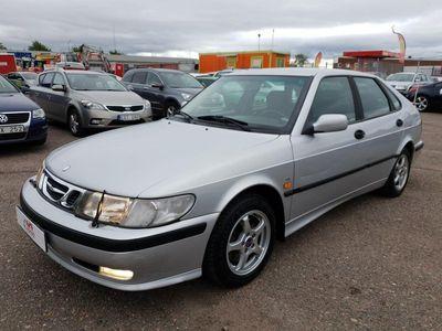 begagnad Saab 9-3 2.0 Turbo SE 185hk NYSERV