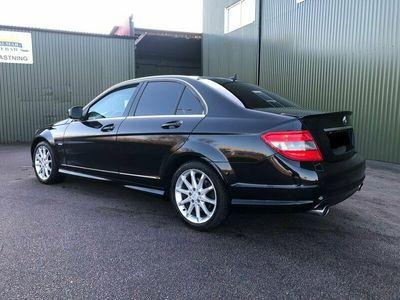 begagnad Mercedes C320 CDI AMG Paket 7G Tronic