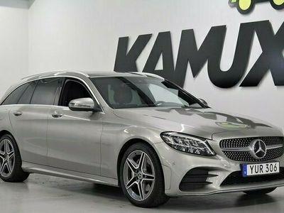begagnad Mercedes C200 Td 9G-Tronic | AMG | 150hk