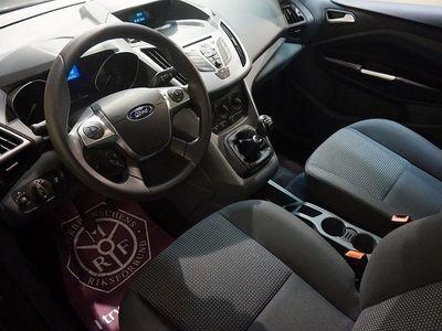 begagnad Ford C-MAX 1,6 Iso Motorvärmare Nyservad 95hk