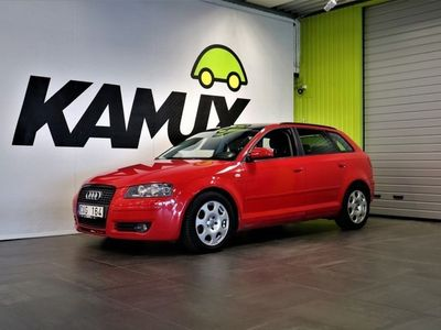 begagnad Audi A3 2.0 TDI S Tronic,Ambition, Proline, 140hk,