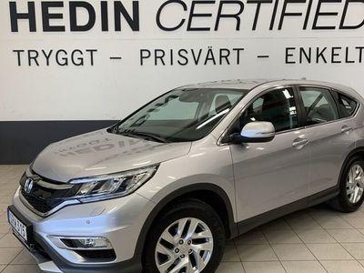 begagnad Honda CR-V 1,6 120hk Elegance, Defa Värmare, V-Hjul, Drag