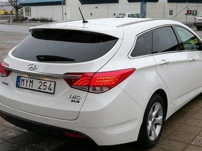 begagnad Hyundai i40 1.7 CRDi Kombi Backkamera -12
