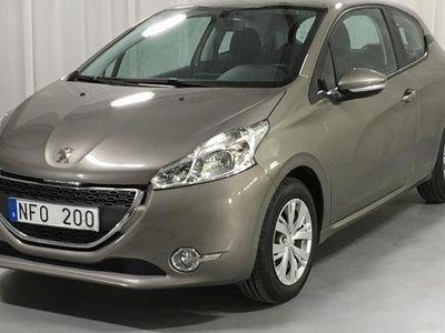 usata Peugeot 208 1.2 VTi 3dr 2013, Halvkombi 49 700 kr - 63 700 kr