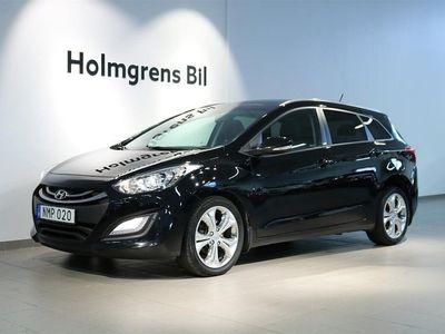 begagnad Hyundai i30 Go! Nav. Kombi 1.6 CRDi/110 M6