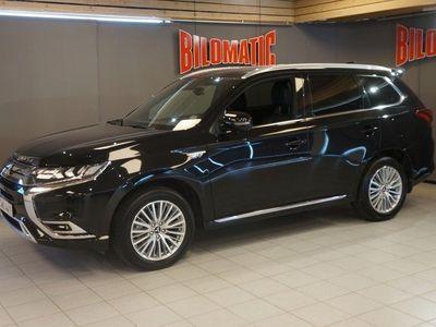 begagnad Mitsubishi Outlander P-HEV Business X S+V-hjul