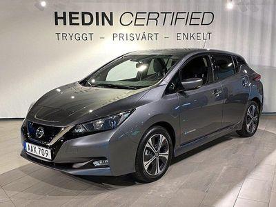 begagnad Nissan Leaf LeafN-Connecta *V-däck, Värmare