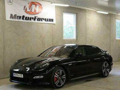 begagnad Porsche Panamera GTS PDK SV-såld (430HK)