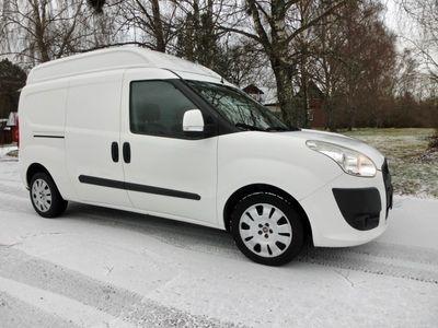 begagnad Fiat Doblò XL 105 Multijet Långt Högskåp