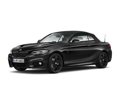 begagnad BMW 220 i Convertible M Sport | Navigation |