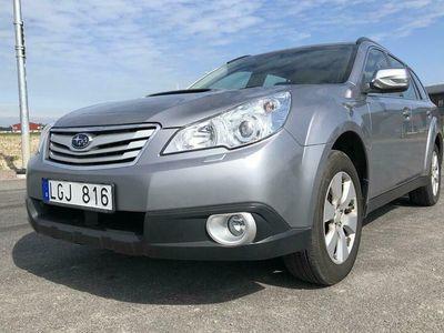 begagnad Subaru Outback 2.0D 2011, Kombi Pris 55 000 kr