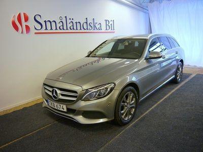 brugt Mercedes C250 d 4MATIC Avantgarde 204hk