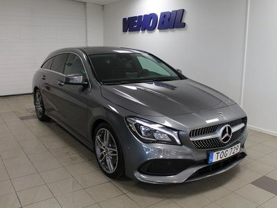 usata Mercedes CLA220 Shooting Brake d AMG Aut Drag