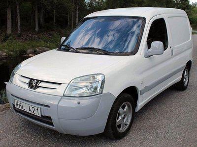 begagnad Peugeot Partner 1,9 TD