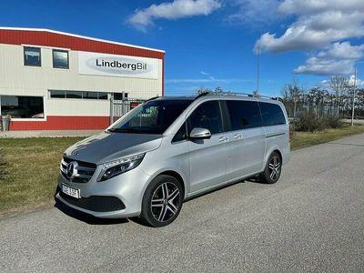 begagnad Mercedes V250 D 4MATIC Avantgarde 9G-Tronic 7-sits 190hk