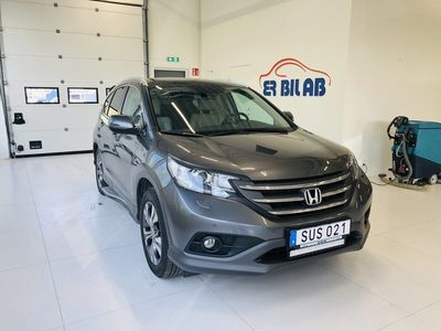 begagnad Honda CR-V 2.0 i-VTEC 4WD Automat 155hk Executive