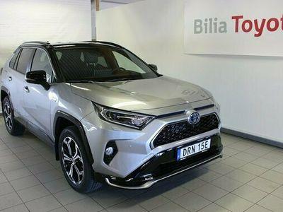begagnad Toyota RAV4 Laddhybrid STYLE PREMIUM- INFOT PAKET DEMOBIL 2021, SUV Pris 549 900 kr