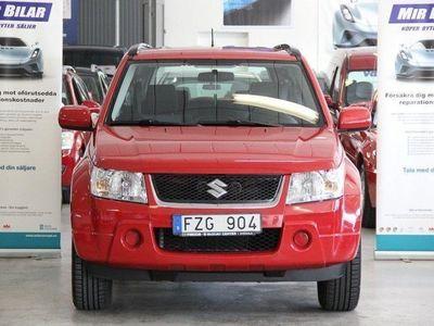 used Suzuki Grand Vitara 1.6 VVT 4WD NY BESIKTAD NY SERVAD