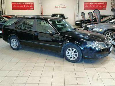 begagnad Saab 9-5 SportCombi 1.9 TiD Automat Linear 150hk Drag